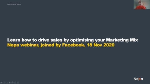 2020-11-18 Nepa Webinar Marketing Mix Modelling_Moment
